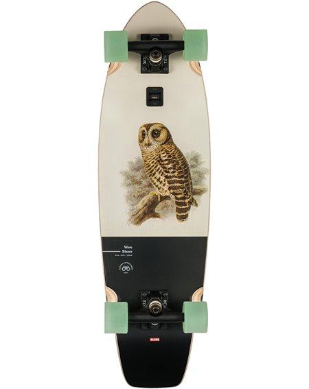 "Globe Wave Blazer 30.5"" Skateboard Cruiser Hoot Owl"