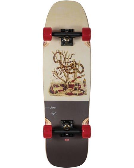 """Globe Disaster 31.5"""" Skateboard Cruiser Snakes"""