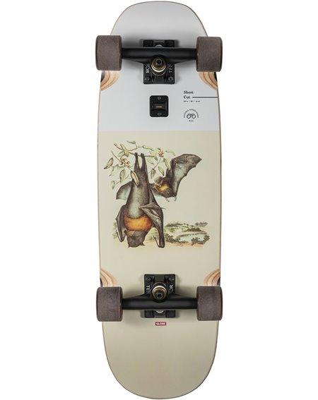 "Globe Skateboard Cruiser Short Cut 28"" Flying Foxes"