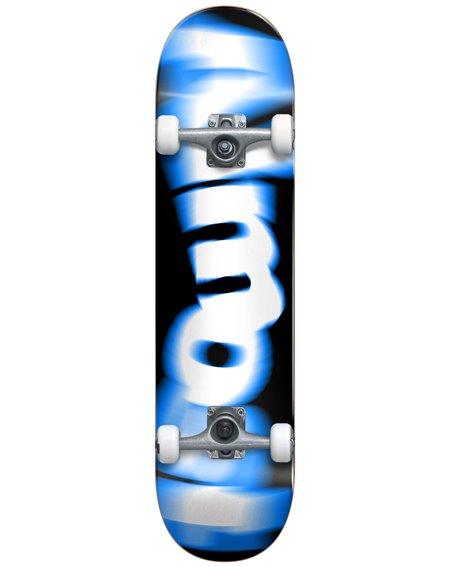 "Almost Skateboard Spin Blur 7.625"" Blue"
