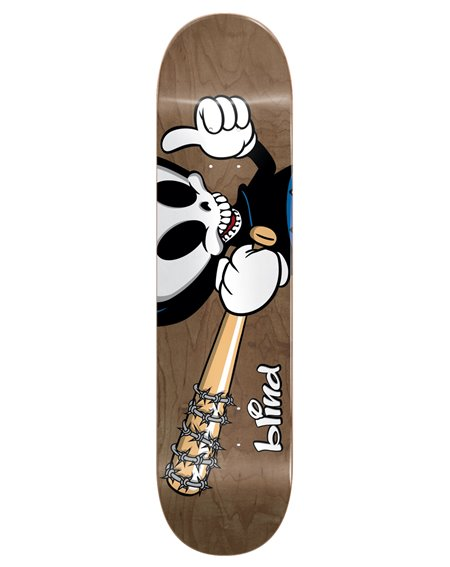 """Blind Plateaux Skateboard McEntire Reaper Character 8.25"""""""