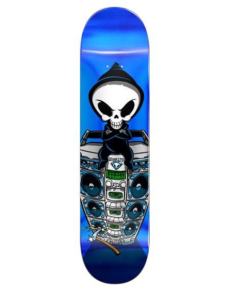 "Blind Tabla Skateboard Papa Boom Box Reaper 8.00"""