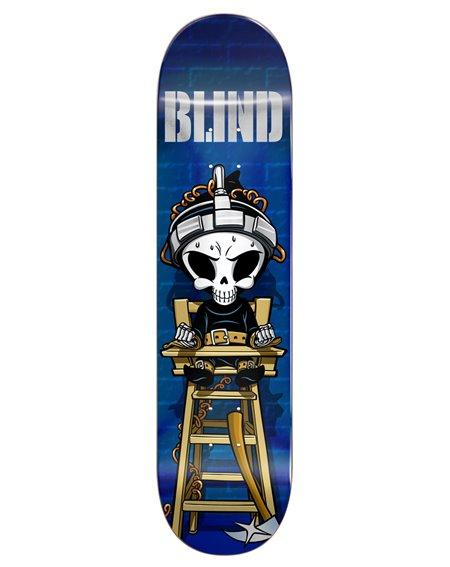 "Blind Plateaux Skateboard McEntire Chair Reaper 8.25"""