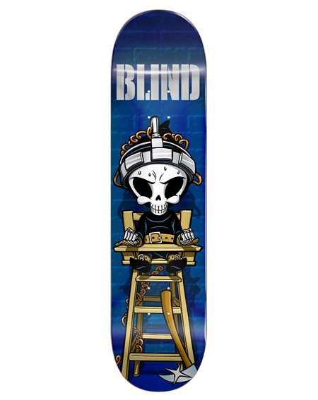 "Blind Tabla Skateboard McEntire Chair Reaper 8.25"""