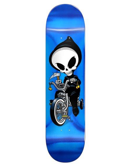 "Blind Tabla Skateboard TJ Rogers Tricycle Reaper 8.00"""