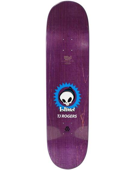 "Blind Tavola Skateboard TJ Rogers Tricycle Reaper 8.00"""