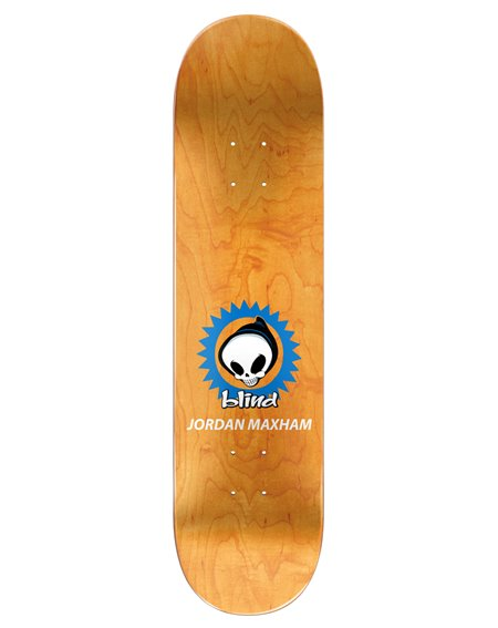 "Blind Tavola Skateboard Maxham Mixmaster Reaper 8.375"""