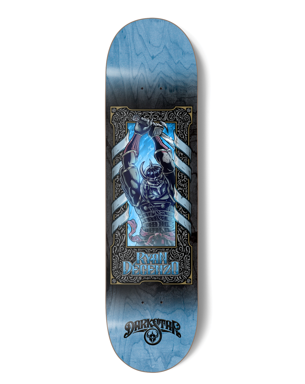 "Darkstar Tavola Skateboard Anthology Decenzo 8.375"""