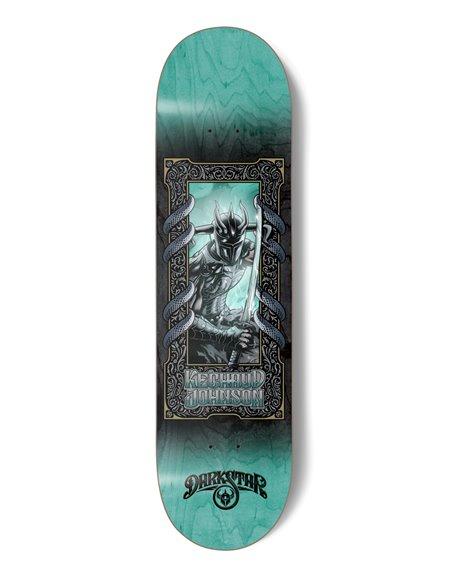 "Darkstar Plateaux Skateboard Anthology Ke'chaud 8"""