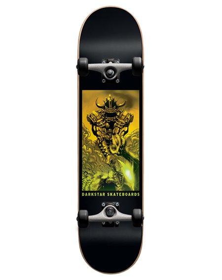 """Darkstar Skateboard Molten 7.75"""" Lime Fade"""