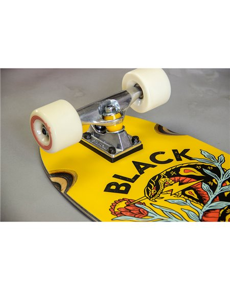 "Dusters Skateboard Cruiser Cobra 29.5"""