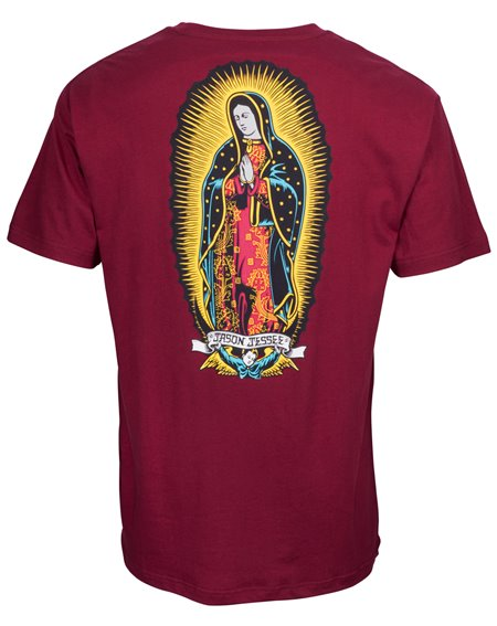 Santa Cruz Men's T-Shirt Jessee Guadalupe Port