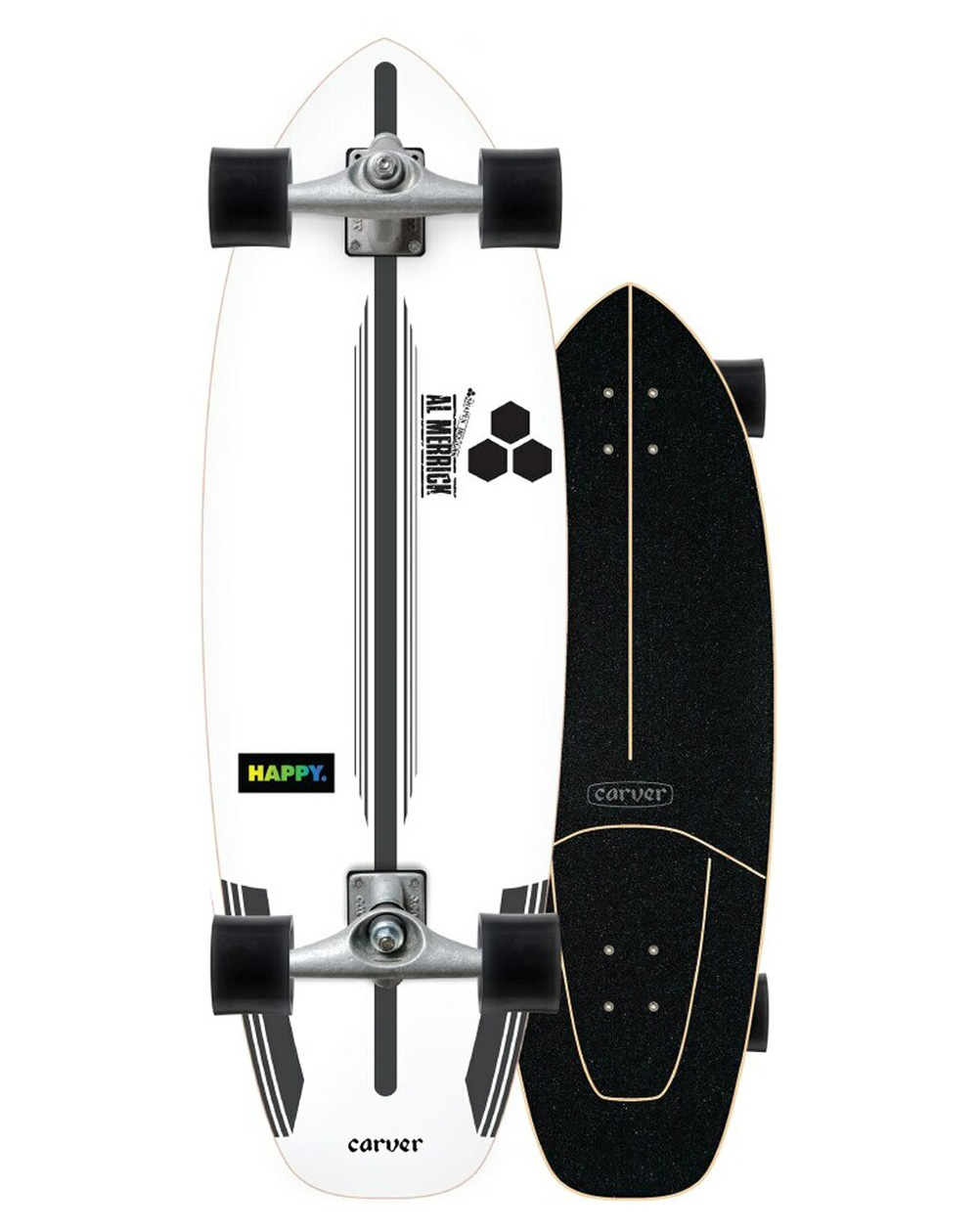 """Carver Channel Islands Happy CX 30.75"""" Surfskate"""