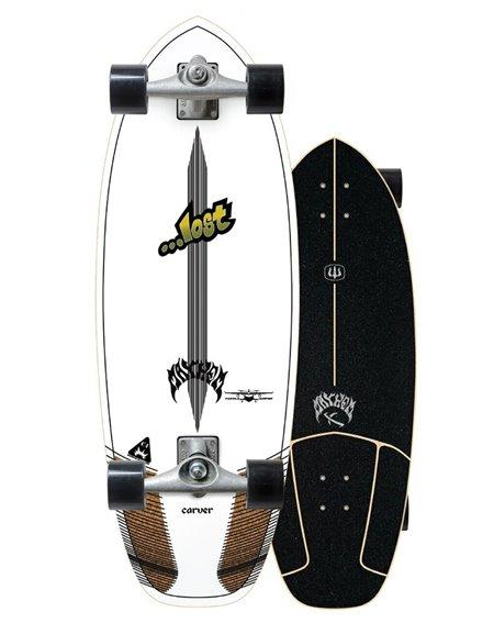 """Carver Lost x Carver Puddle Jumper CX 30"""" Surfskate"""