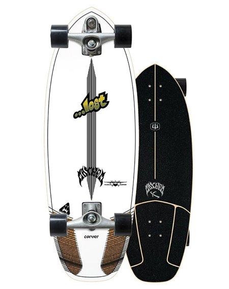 """Carver Surfskate Lost x Carver Puddle Jumper C7 30"""""""