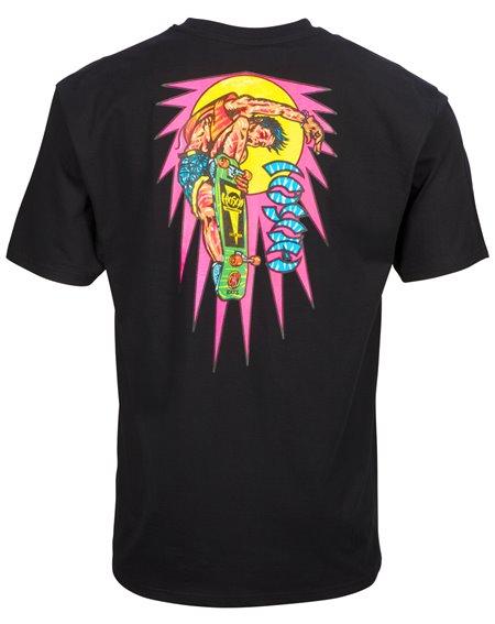 Santa Cruz OGSC Hosoi Rocket Air Camiseta para Homem Black