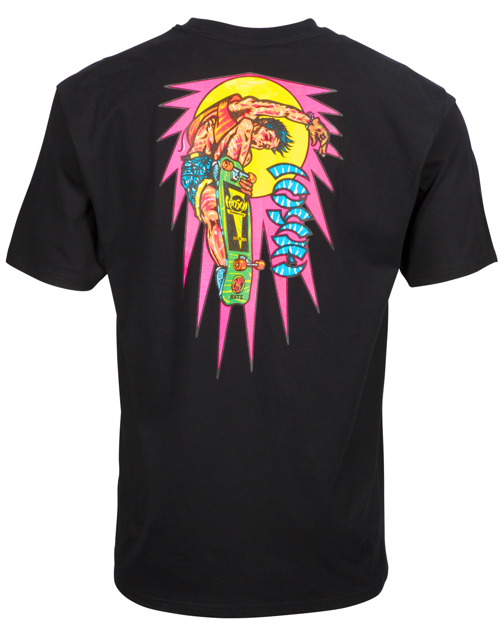 Santa Cruz OGSC Hosoi Rocket Air T-Shirt Uomo Black
