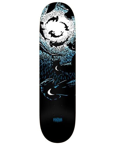 "Real Plateaux Skateboard Hammerhead Cairo 8.25"""