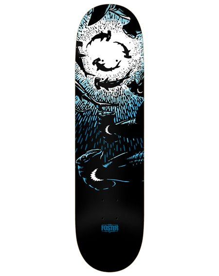 "Real Tavola Skateboard Hammerhead Cairo 8.25"""