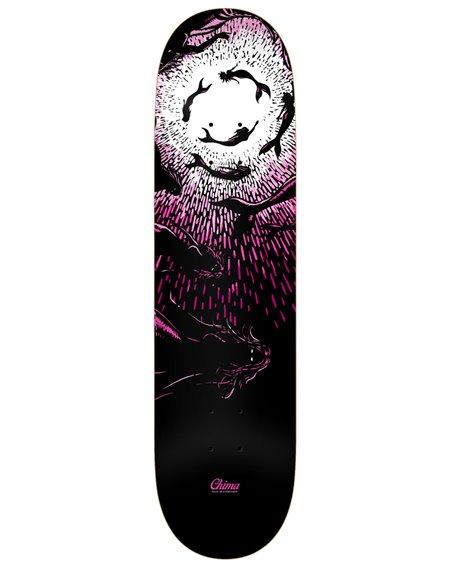"Real Tavola Skateboard Hammerhead Chima 8.06"""