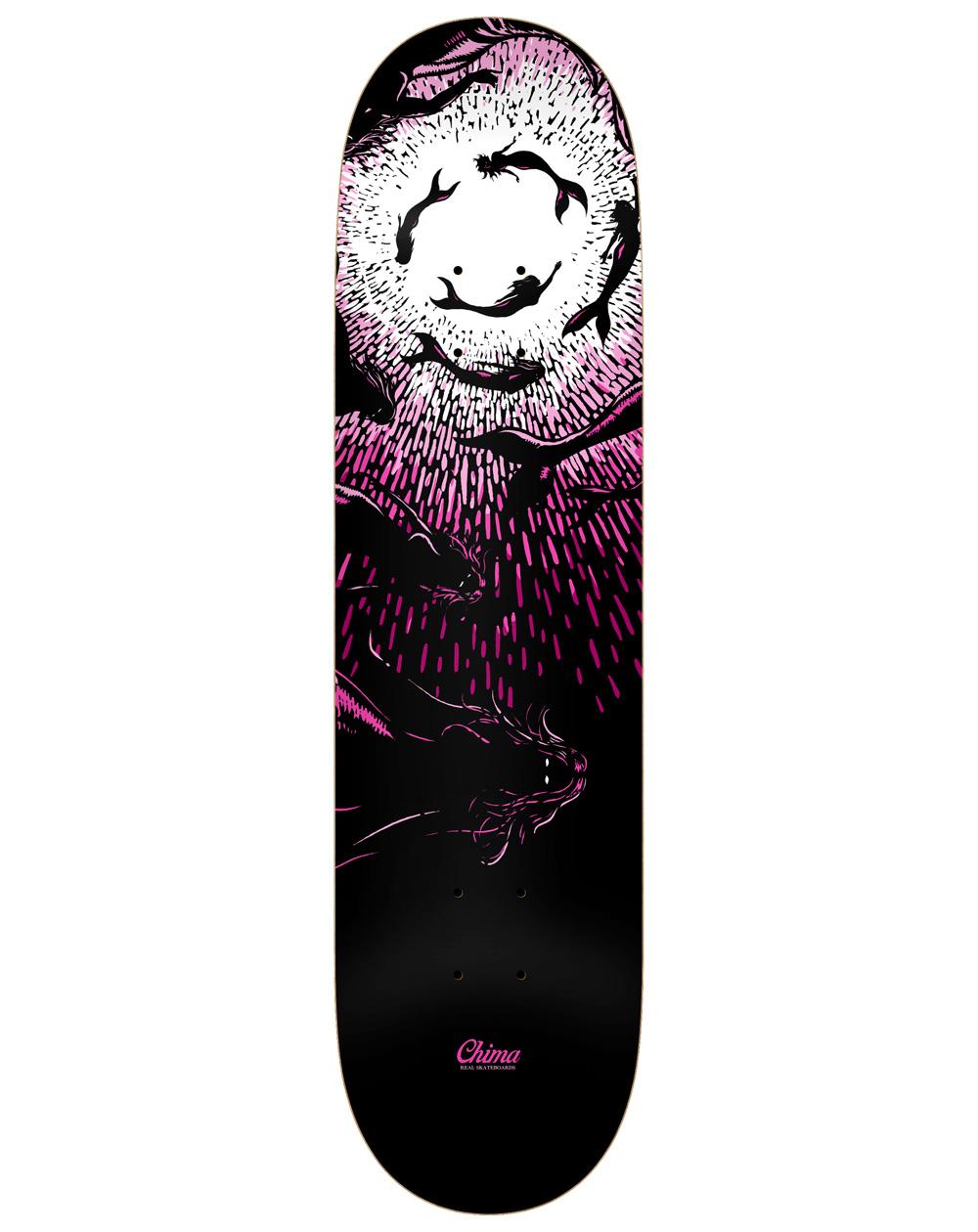 "Real Hammerhead Chima 8.06"" Skateboard Deck"