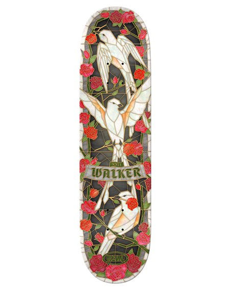 """Real Plateaux Skateboard Cathedral Kyle 8.25"""""""