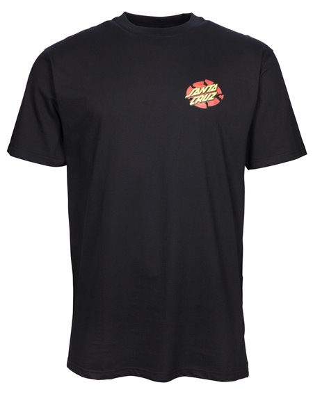 Santa Cruz OGSC Broken Dot Camiseta para Hombre Black