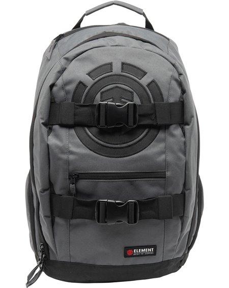 Element Mohave Skateboard Backpack Stone Grey