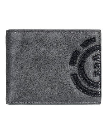Element Portafogli Daily Stone Grey