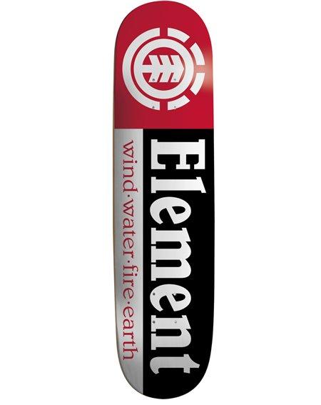 "Element Plateaux Skateboard Section 7.75"""