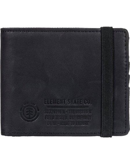 Element Carteira Endure L. II Black