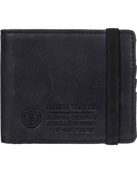 Element Portefeuille Endure L. II Black