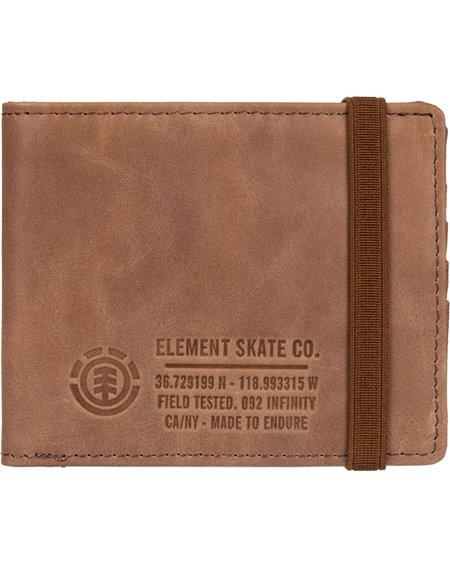 Element Carteira Endure L. II Brown
