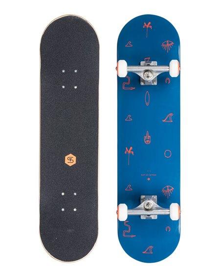 "ST Skateboard Complète Essence 8"""