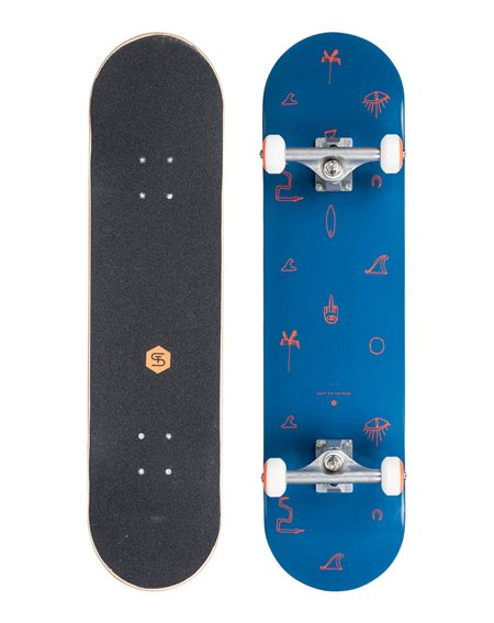"ST Skateboard Essence 8"""