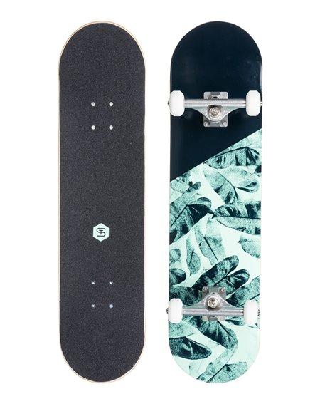 """ST Skateboard Completo Hidden Paradise 8"""""""