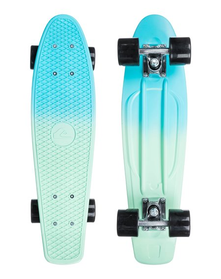 """Quiksilver Skate Montado Clear Waters 6.2"""""""