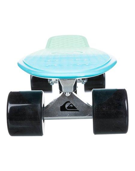 "Quiksilver Clear Waters 6.2"" Complete Skateboard"