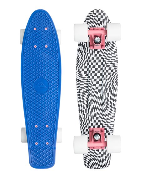 "Quiksilver Fluid 6.2"" Complete Skateboard"