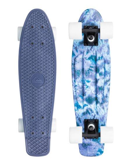"Quiksilver Skateboard Complète Sky Vision 6.2"""