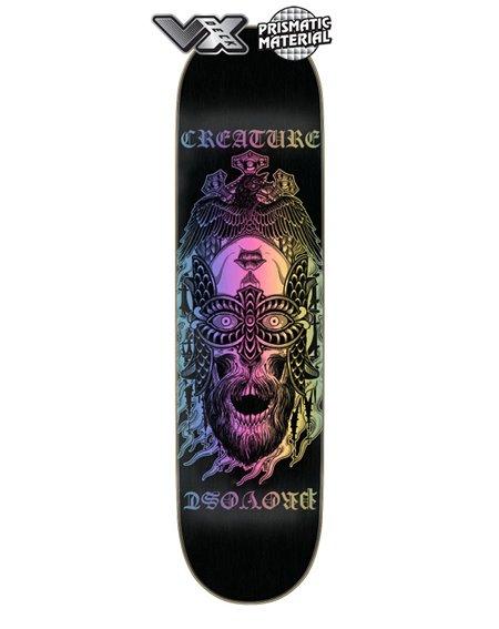 "Creature Plateaux Skateboard Provost Phantasm VX 8"""