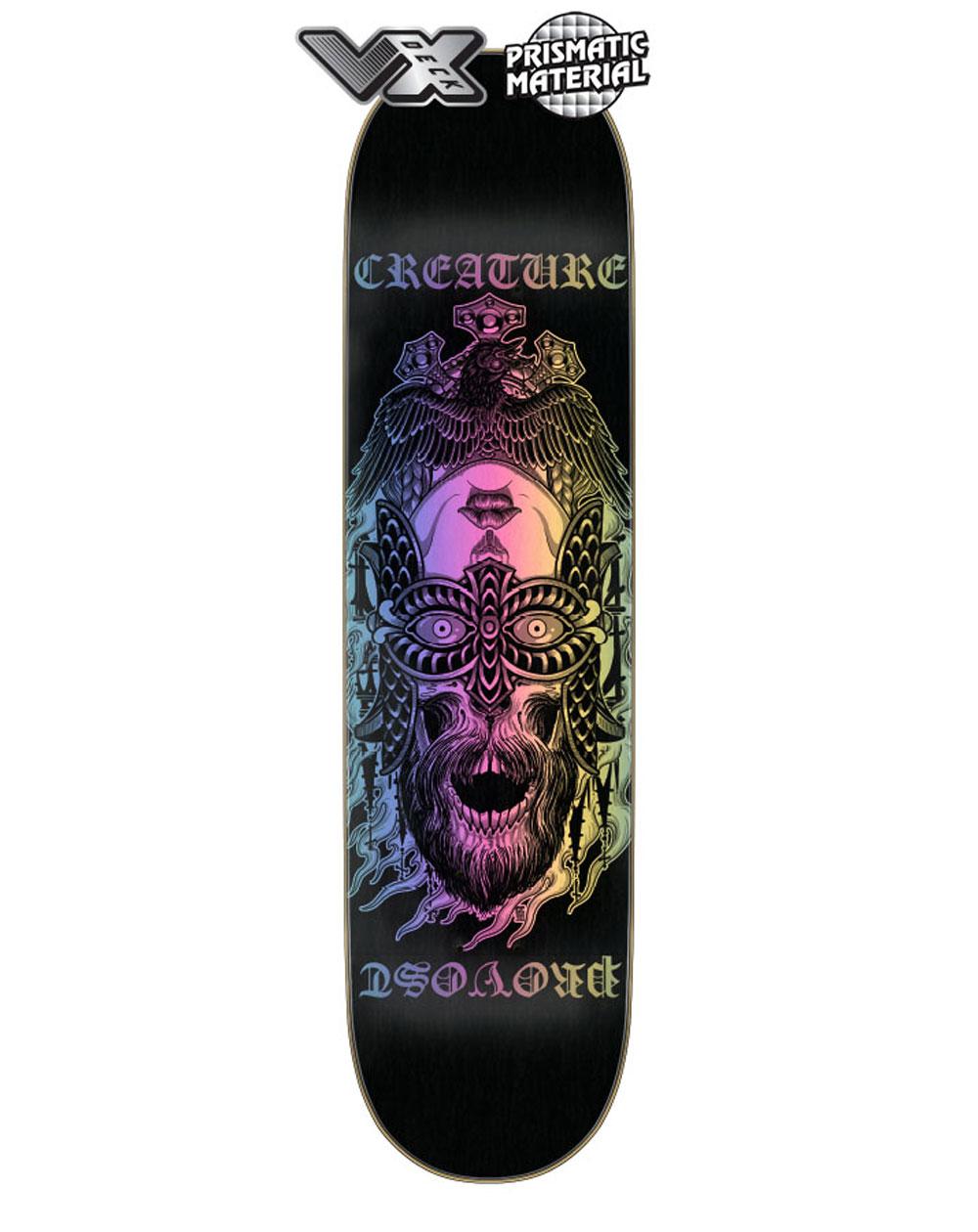 "Creature Provost Phantasm VX 8"" Skateboard Deck"