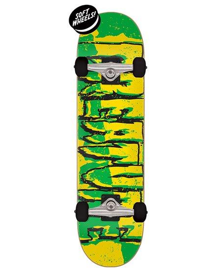 "Creature Skateboard Ripped Logo Micro 7.5"""
