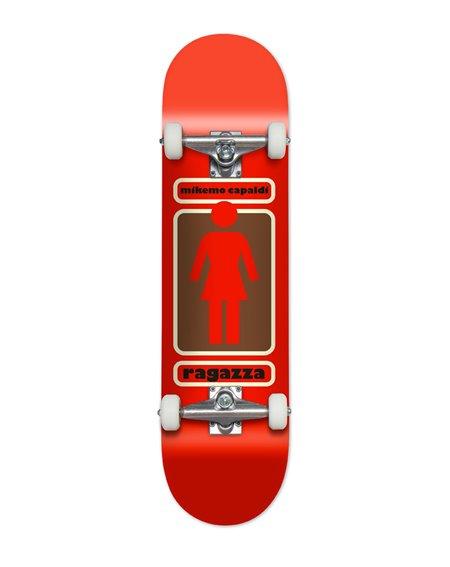 """Girl Bennett 93 Til 7.875"""" Complete Skateboard"""