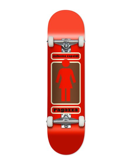 "Girl Skateboard Complète Bennett 93 Til 7.875"""