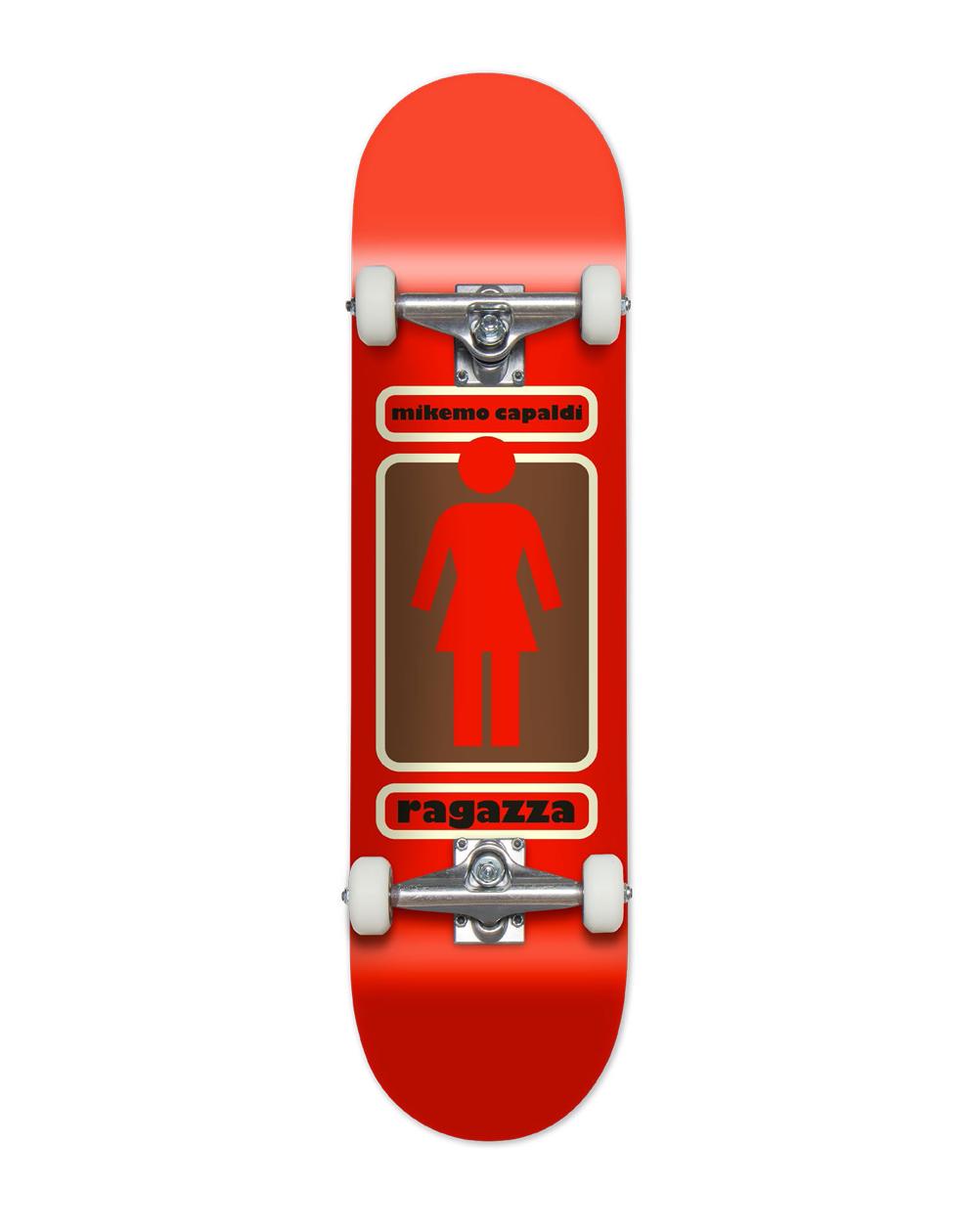 """Girl Skateboard Bennett 93 Til 7.875"""""""