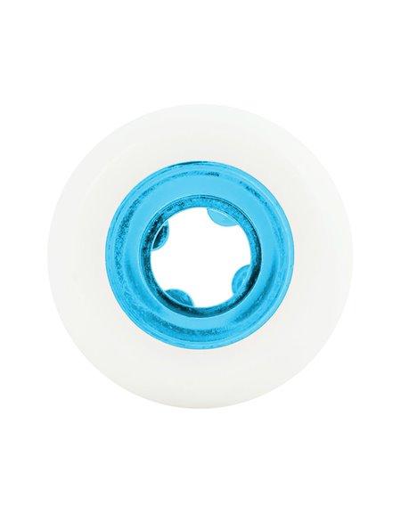 Ricta Ruote Skateboard Chrome Clouds 54mm 78A Blue 4 pz