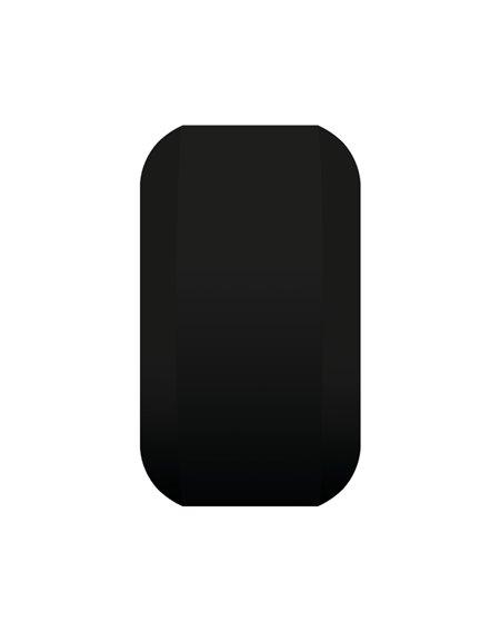 Ricta Chrome Core 53mm 99A Skateboard Wheels Black/Gold pack of 4
