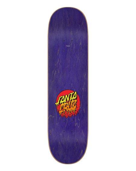 """Santa Cruz Tavola Skateboard Rad Dot 8"""""""