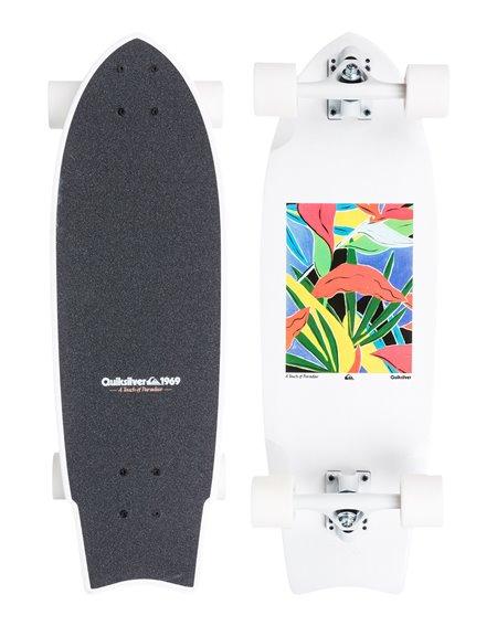 """Quiksilver Skateboard Cruiser Top 28"""""""